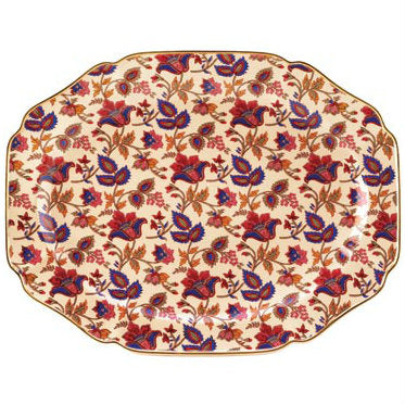 Jaipur Cream Serving Platter