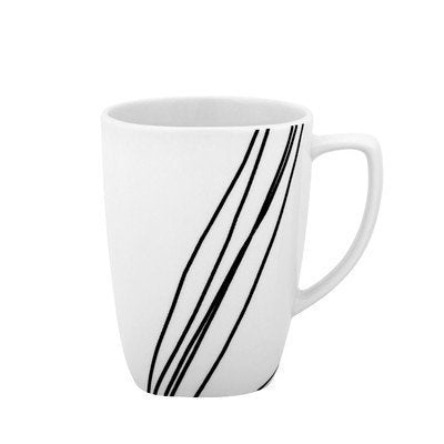 Corelle Simple Sketch 12 oz. Mug by Corelle