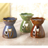 Flower Oil Warmer Trio