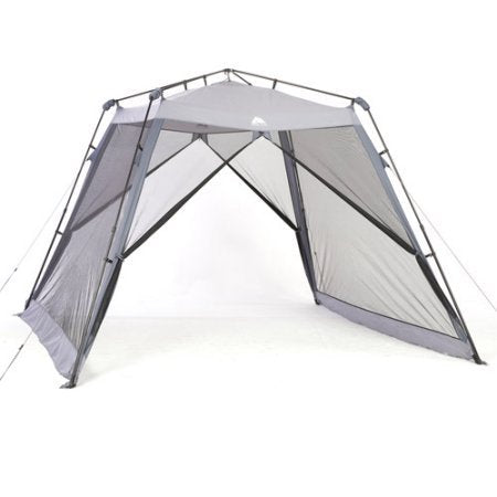 Ozark Trail 10 x 10 Heavy-Duty Instant Screen House Gazebo