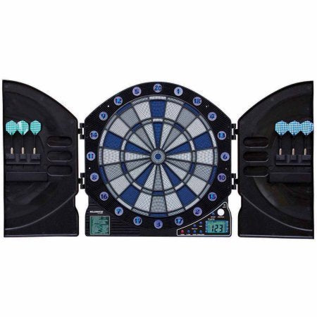 Bullshooter Illuminator 3.0 Electronic Dart Board | LCD Score Display Electronic