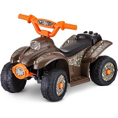 Kid Trax 6V Mossy Oak Quad Ride-On by Kid Trax