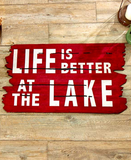 Better at the Lake Front Door Floor Mat At-the-Shore Entrance Doormat