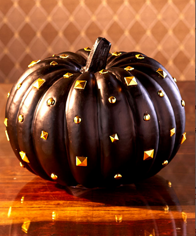 Halloween Decorations Designer Pumpkin Collection