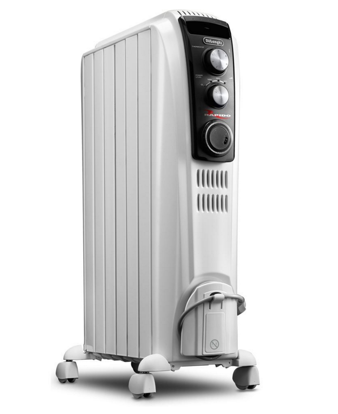 Eco-Plus Full Room Radiant Heater with Adjustable thermostat Anti-freeze technology
