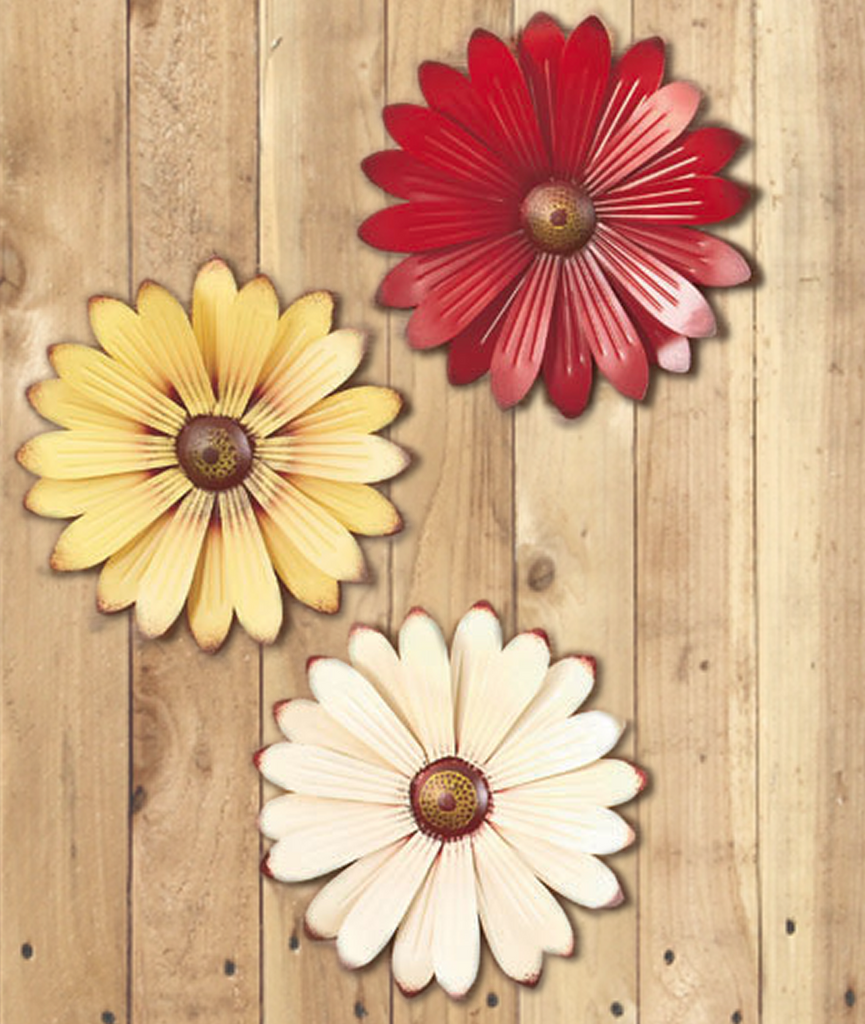 Fantastic Wall Flowers Decor Images - The Wall Art Decorations ...