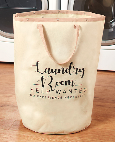 Jumbo Large Laundry Tote Bag With Handles For Laundry Room