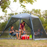 Ozark Trail BackYard Tent 10' x 10' Instant Screen House Canopy