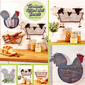 Farmhouse Kitchen Storage & Organization Wall Baskets