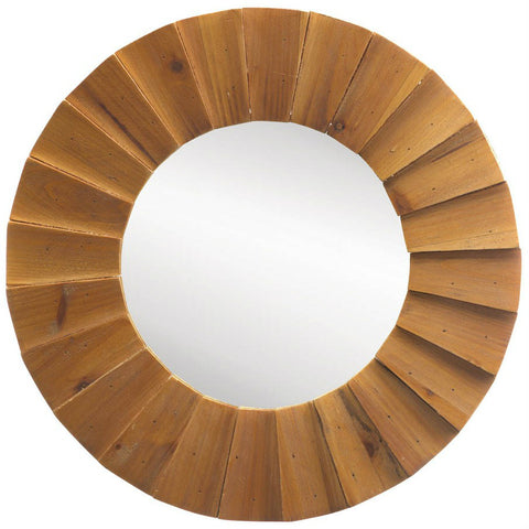 Beam Sunburst Wall Mirror
