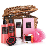 Floral Bouquet Spa Basket