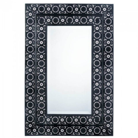 Moroccan Style Wall Mirror
