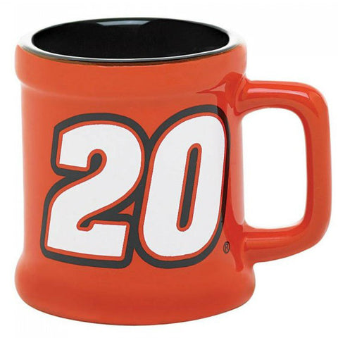Nascar Sculpted Mini-Mug Shotglass