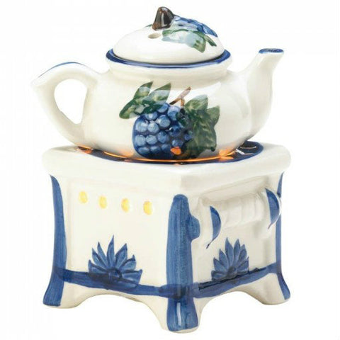 Teapot Stove Oil Warmer