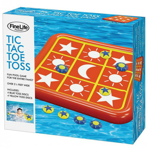 Tic Tac Toe Toss Pool Float