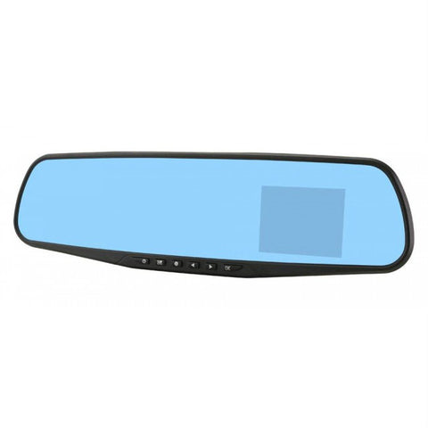 Hd Mirror Dash Cam