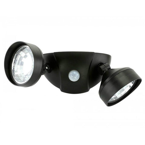 Motion Activated Dual Security Lights