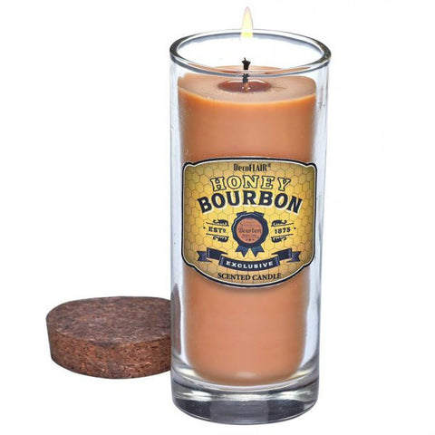 Honey Bourbon Higball Scented Candle