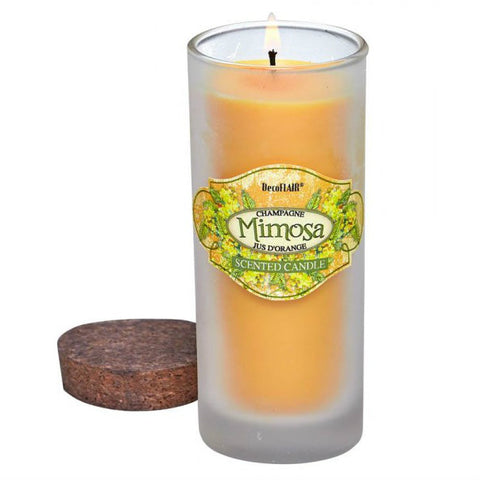 Mimosa Highball Scented Candle