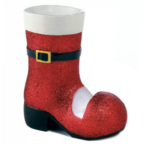 Santa Boot Phone Holder