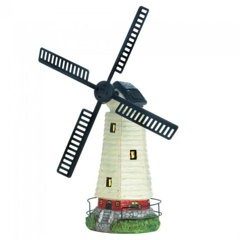 Solar Windmill Lighthouse