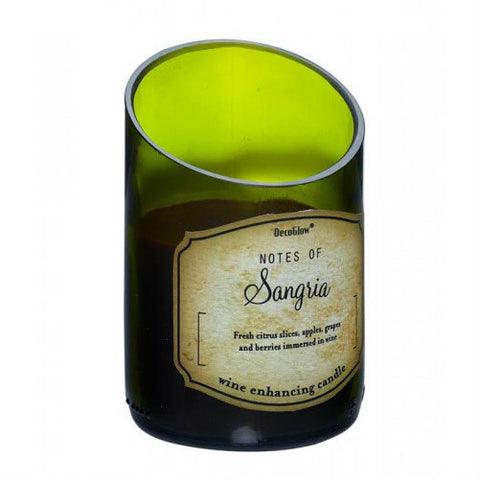 Wine Bottle Sangria Scented Candle