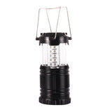 Camping Lantern Hiking Light 30 LED Lamp Portable 2 Color Available