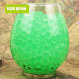 Jelly Colored Growing Water Balls Water Beads Wedding Decoration For Potted Flower