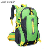 High Quality Waterproof Backpack Mountain Camping Nylon Fashion Climbing Hiking Rucksack