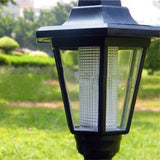 European Style Solar Power LED Lawn Path Way Landscape Lights