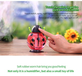 LED Beetle Mini Portable Mist Maker Aroma Diffuser