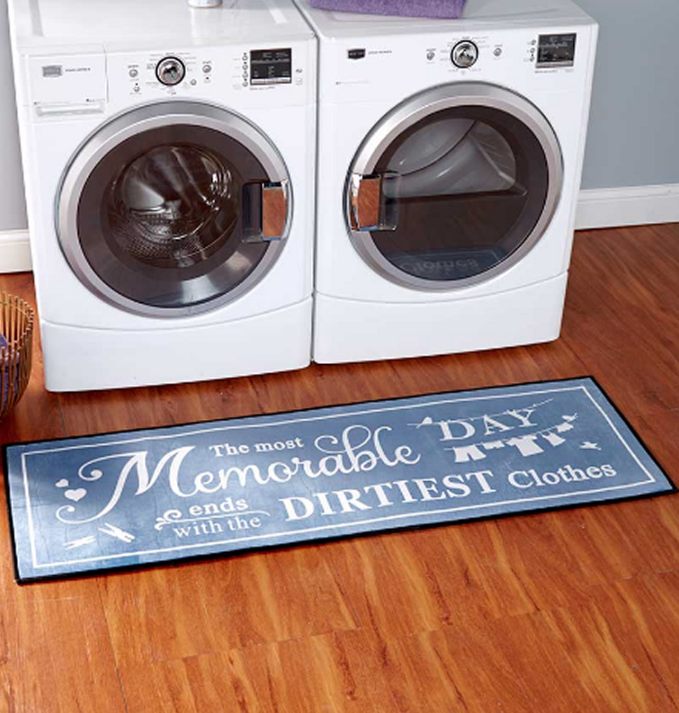 60 Quot Laundry Room Rugs And Decor Runners For Hardwood Floors