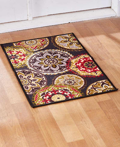Decorative High-Traffic Floor Rug Tangiers Decor Rugs And Runners