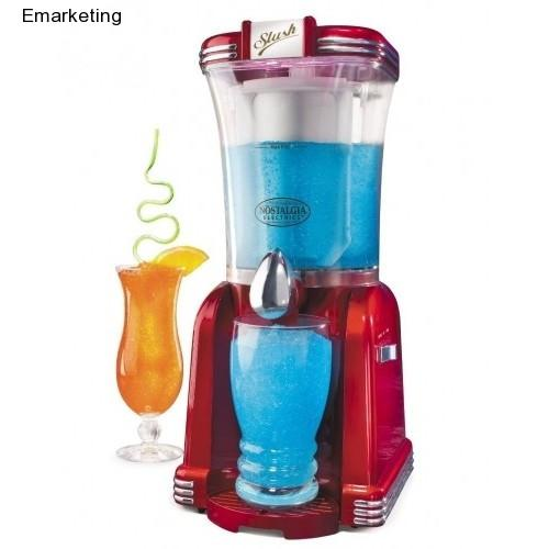 Retro Series Slush Frozen Drink Machine Kitchen or Home Bar Use
