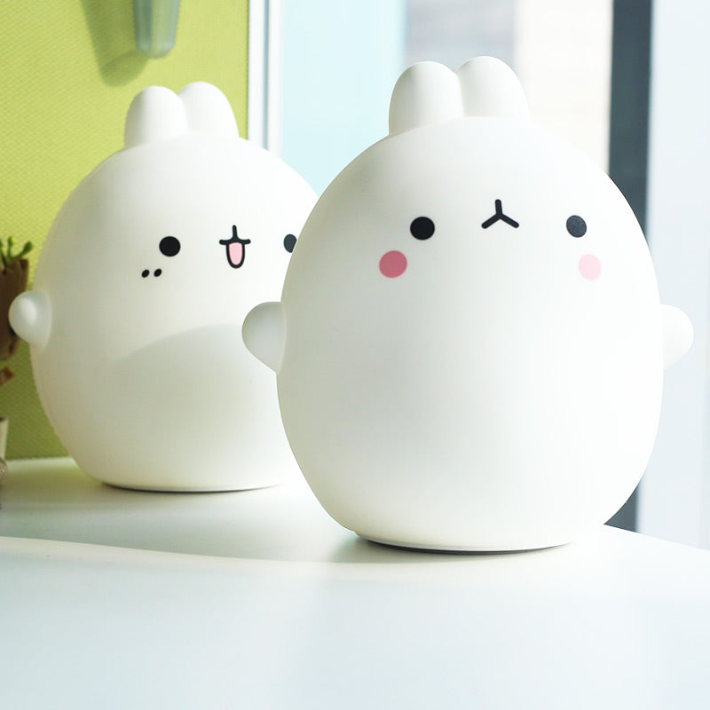 Silicone Bunny Night Light