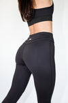 Classic Compression Legging - Black
