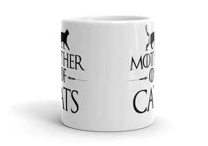 Mother of Cats Gift Mug