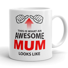 Awesome Mum Gift Mug