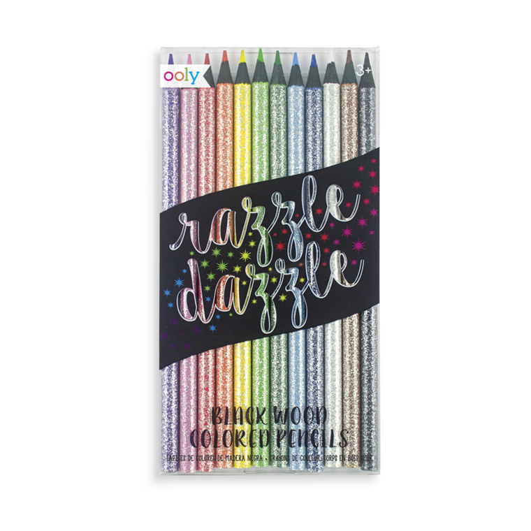 Razzle Dazzle Coloured Pencils