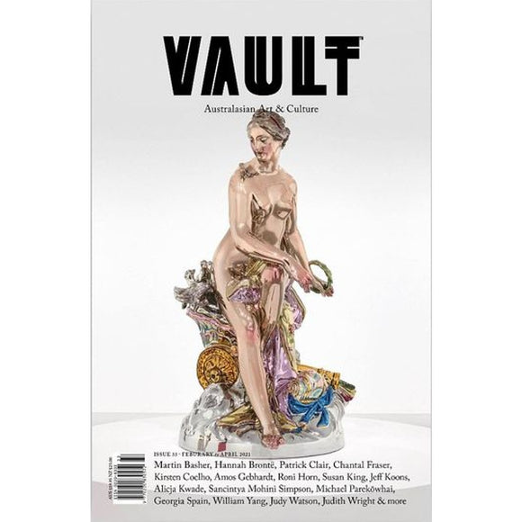 Vault Magazine | Issue 33 | February - April 2021