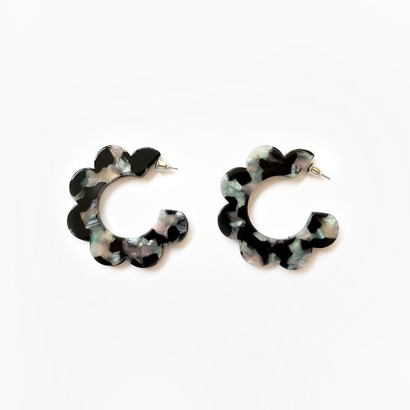 Earrings Maritza Black