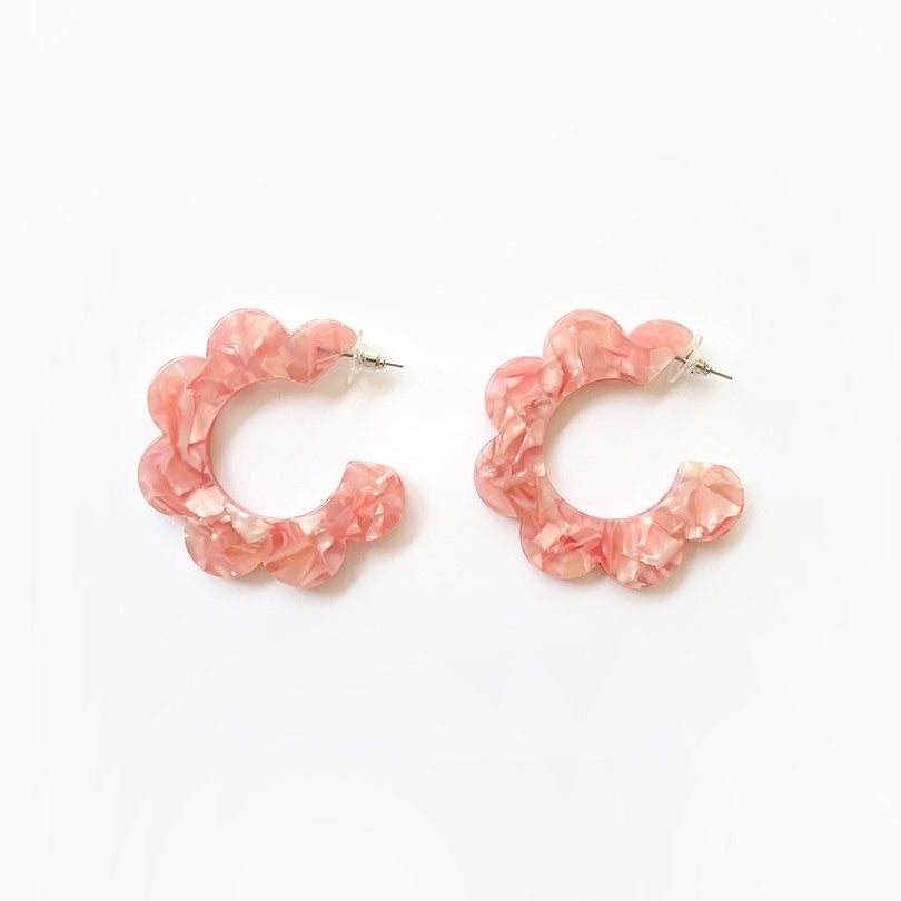 Earrings Maritza Pink