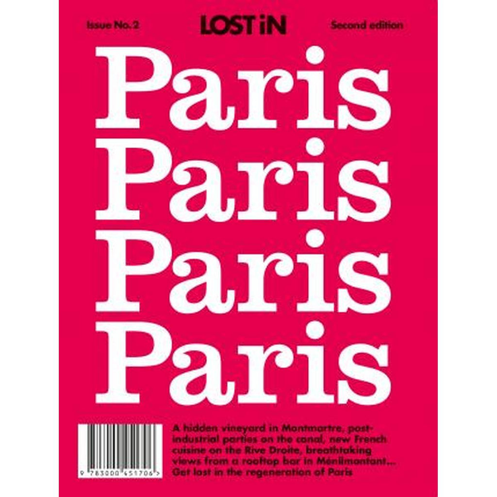 Lost in Paris | Author: Uwe Hasenfuss
