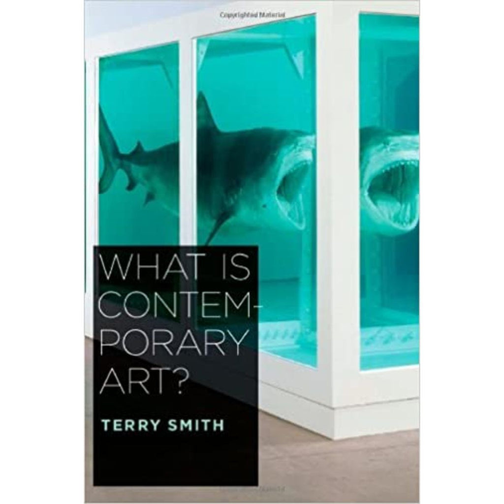 Book featuring cover art of What is Contemporary Art?