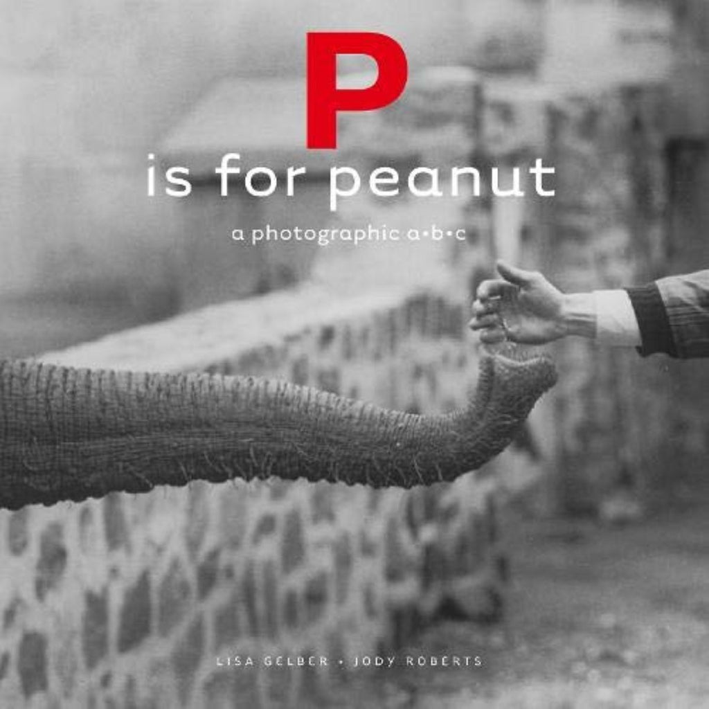 Book featuring cover art of P is for Peanut