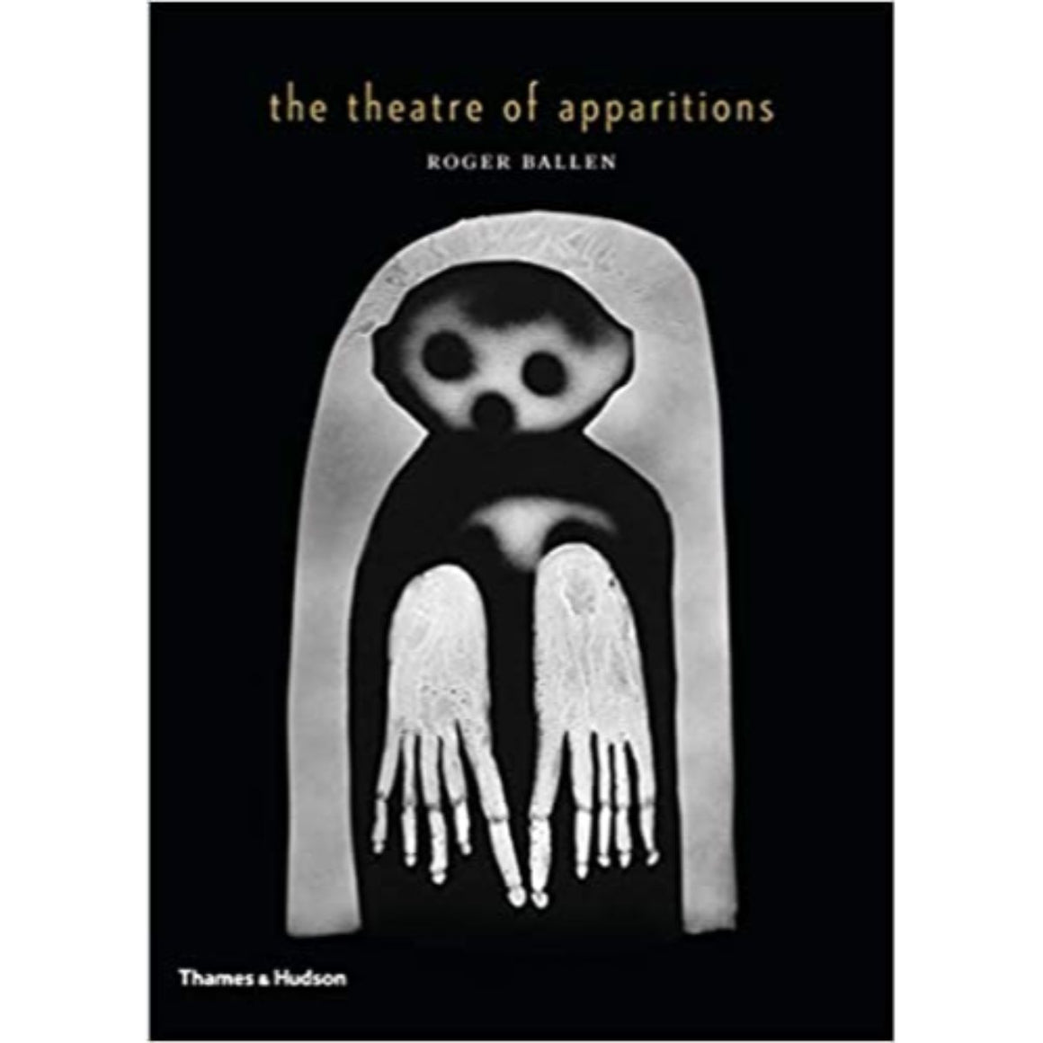 Book featuring cover art of The Theatre of Apparitions