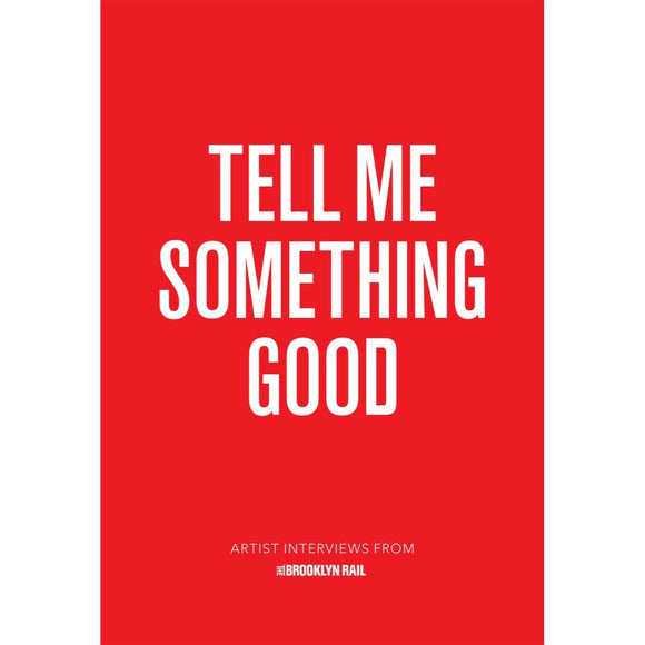 Book featuring cover art of Tell Me Something Good