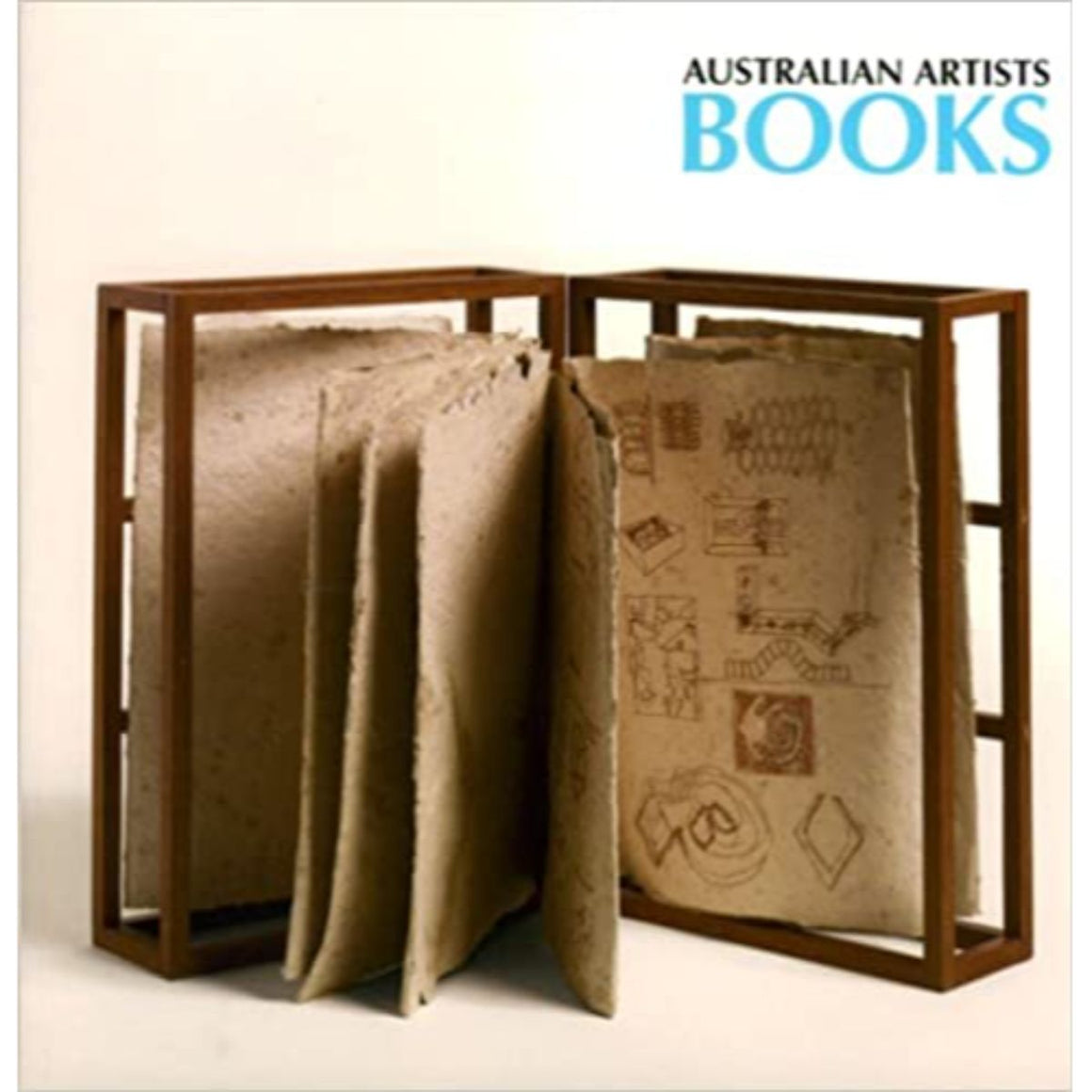 Australian Artists Books | Author: Alex Selenitsch