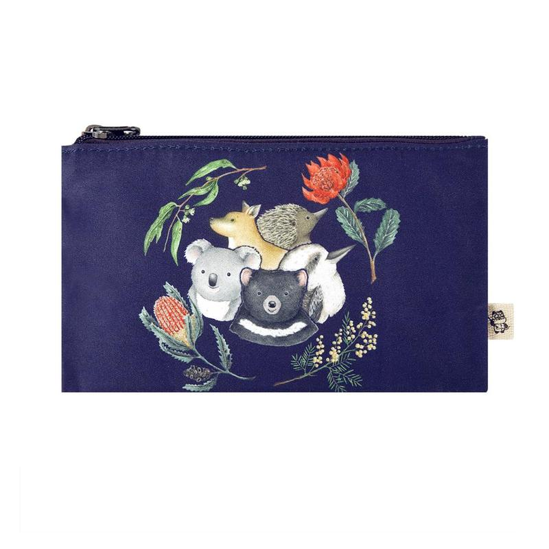 Pencil Case | Gumnut Pals | Chloe Harris