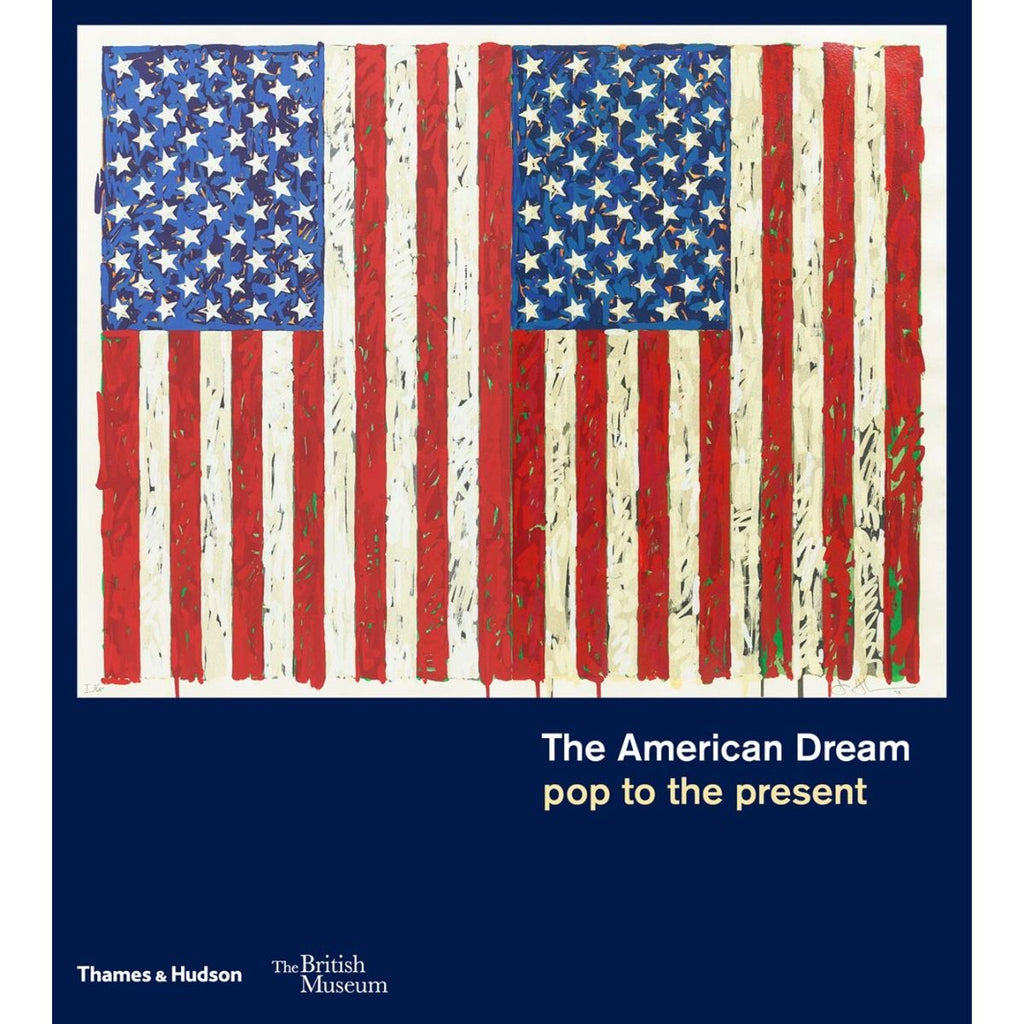 Book featuring cover art of The American Dream: Pop to the Present